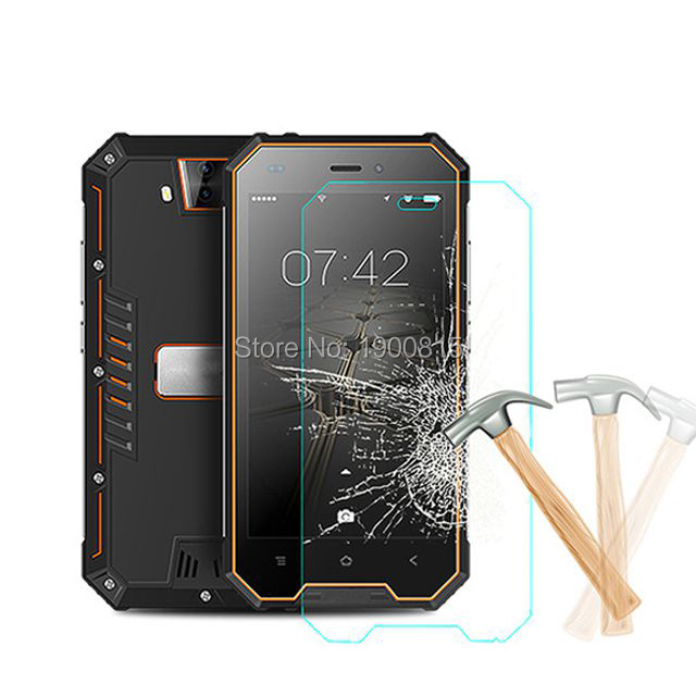Full Cover Tempered Glass For Blackview BV4000 Protective Film 9H Front Cover Screen Protector For Blackview BV4000 Pro GuardFull Cover Tempered Glass For Blackview BV4000 Protective Film 9H Front Cover Screen Protector For Blackview BV4000 Pro Guard