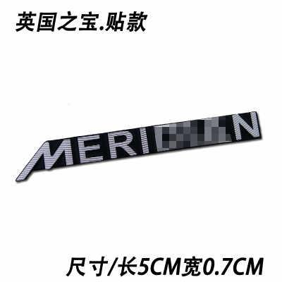 10 Uds 3D H/Kardon de alta fidelidad parlante altavoz estéreo pioneer insignia pegatina con emblema para coche accesorio de lujo burmester meridian