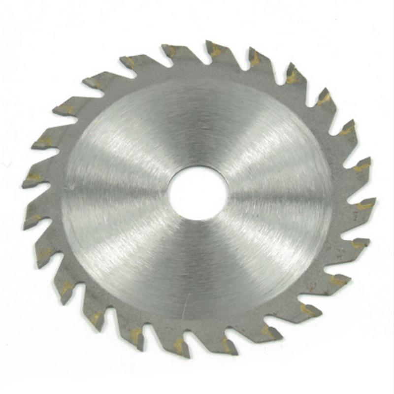1pcs 85MM Diameter Carbide TCT 24 Tooth Circular Saw Blade 85x15x24T For DIY Decoration General Wood Cutting