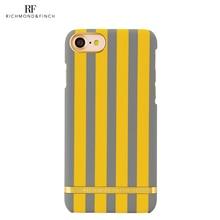 Защитный чехол R&F для iPhone 7 mustard satin stripes