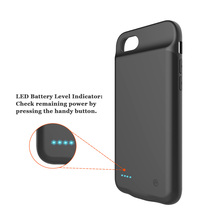 Battery Charger Case For iPhone 7 Plus/8 Plus 4000mAh Power Bank Charging Case Powerbank Charger Case For iPhone 7 Plus/8 Plus