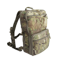 D3 Flatpack Tactic Backpack Hydration Carry Multipurpose Gear Pouch Travel Water Bag Pack Hunting Military Tactical backpack