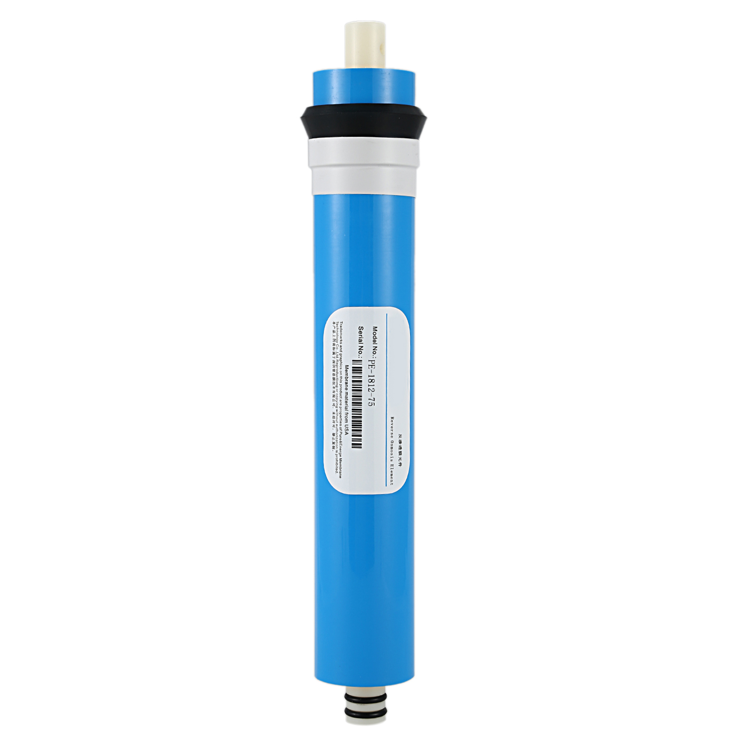 Vontron ULP1812-75 RO Membrane Elements NSF Reverse Osmosis System 75gpd Water Filter Cartridge