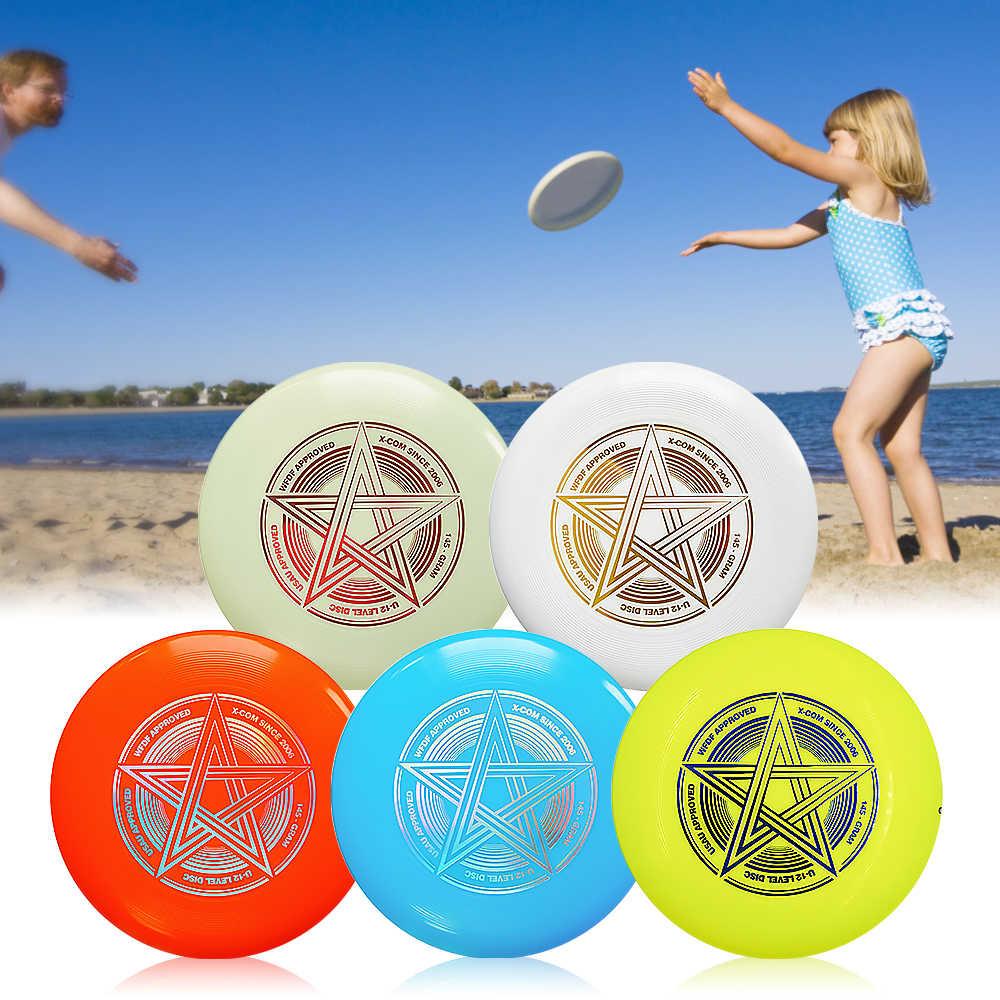 9.8 Inch 145g Stevige Lichtgewicht Plastic Vliegende Schijven Outdoor Speeltuinen Recreatie Centra Strand Spelen Speelgoed Sport Disc voor Volwassen
