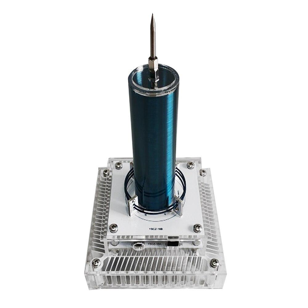 Électronique multifonctionnelle musique Audio bobine Tesla Mini musique Plasma corne haut-parleur bricolage composants électroniques