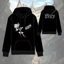 Hot Anime The Promised Neverland  Cosplay Hoodies Standard Hooded Winter Tops Unisex funny Sweatshirts