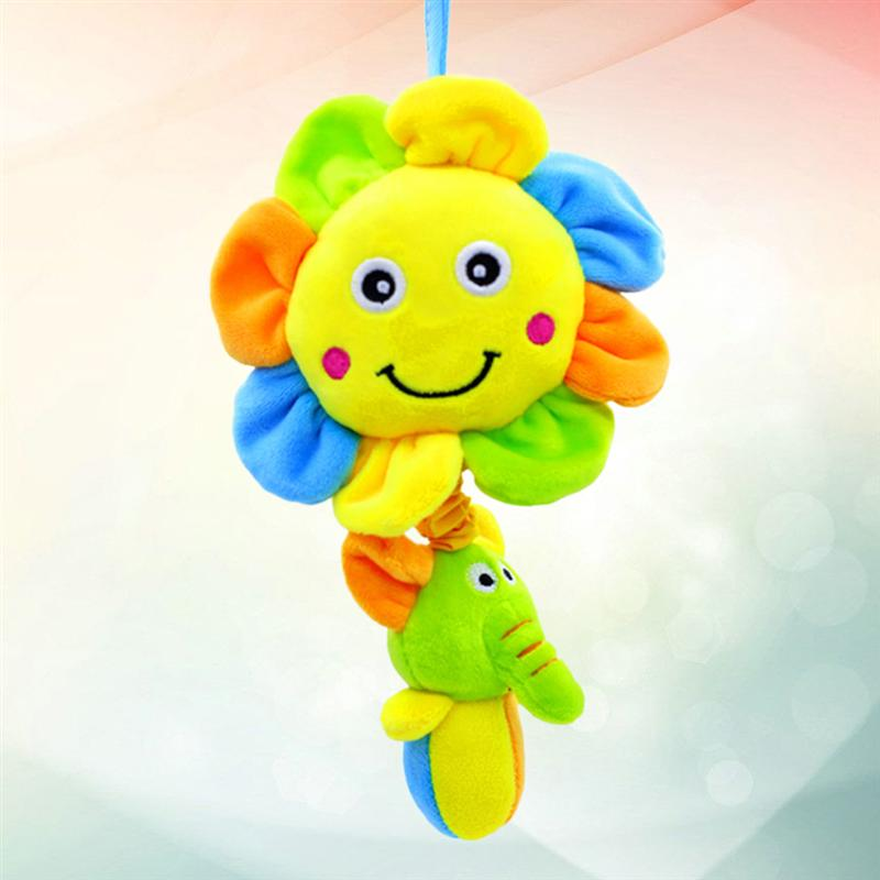Fisher price colorful baby toy plush book a day at the farm birthday gift 1pc