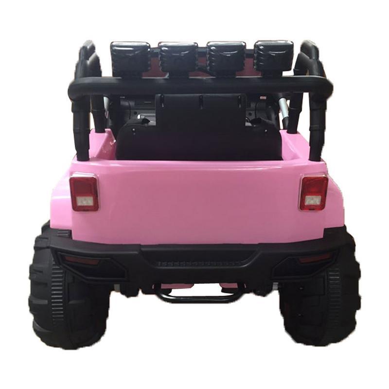 12V Kids Ride On Car SUV MP3 RC Remote Control LED Lights