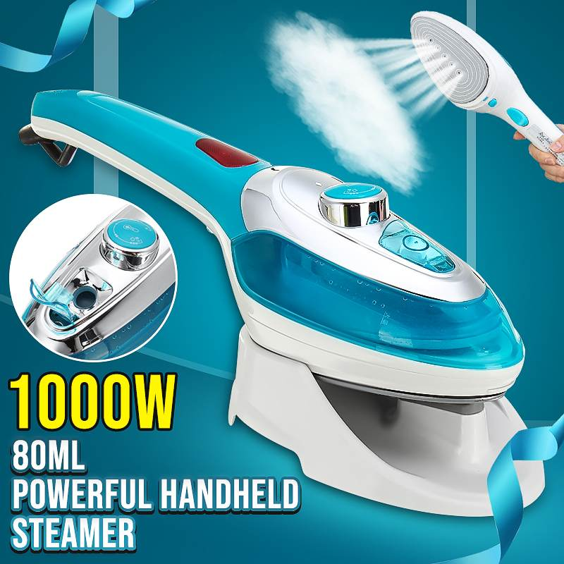 Portable 220V 1000W  Handheld Garment Steamers Mini Household Appliances Electric Steam Irons Brushes For Underwear Steamer Iron