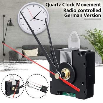 Reloj de cuarzo con movimiento controlado por Radio para Europa HR9624, reloj de cuarzo versión alemana DCF Just for European Region