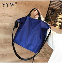 blue Oxford champagn Large Capacity Long Shoulder Handbag Shopping Tote Bag Beach Top-handle Bags Designer Handbags Champagn