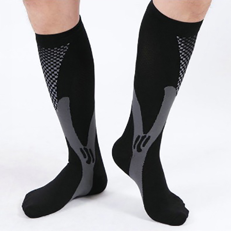 Men Women Leg Support Stretch Compression   Socks   Below Knee   Socks   gifts for men fashion   sock   2019