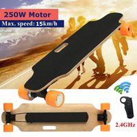 15km/h Electric Skateboard Scooter Remote Control Longboard Electric Bike