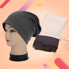 цены на Solid Color Hip-hop Snap Slouch Skullies Bonnet beanie Hat 1pc Spring Women Men Unisex Knitted Winter Cap Casual Beanies  в интернет-магазинах