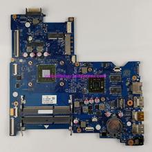 Genuine 854964 601 854964 001 w R5M1 30/2 GB Gráficos w A8 7410 CPU Laptop Motherboard para HP envy 15 15 BA Series NoteBook PC