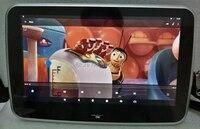 Ouchuangbo Android 6,0 подголовник автомобиля дисплей подушки детские поддержка 1080 P видео 10,1 дюймов мониторы