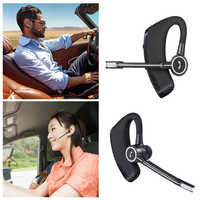Bluetooth Earphone V8S Wireless Sport Music Headphones with Mic for iPhone Android Stereo Phone business Driving earphone