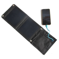 10W Solar Charger Foldable Solar Panel Charger For iphone/Mobile Power Bank Battery Sunpower Cell Free Shipping