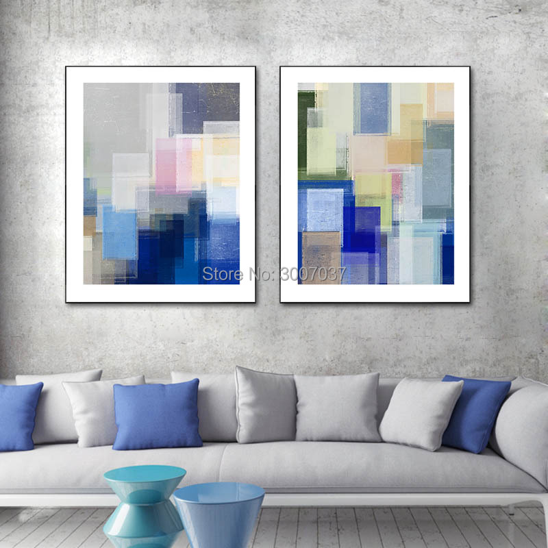 Artist Hand painted High Quality Abstract Oil Painting on Canvas Wall Art Handmade Beautiful Colorful Oil Painting in Painting Calligraphy from Home Garden