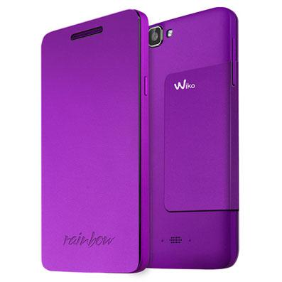 Stand Case With Lid-Rainbow Violet