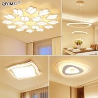 Современная творческая личность потолочные светильники для гостиной спальня посылка продукты могут быть DIY и заменены затемнения