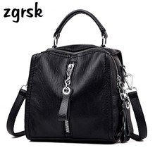 Women Anti Theft Backpack Leather Brands Female Backpacks High Quality Schoolbag Backpack Elegant Mochilas Mochila Bagpack цена