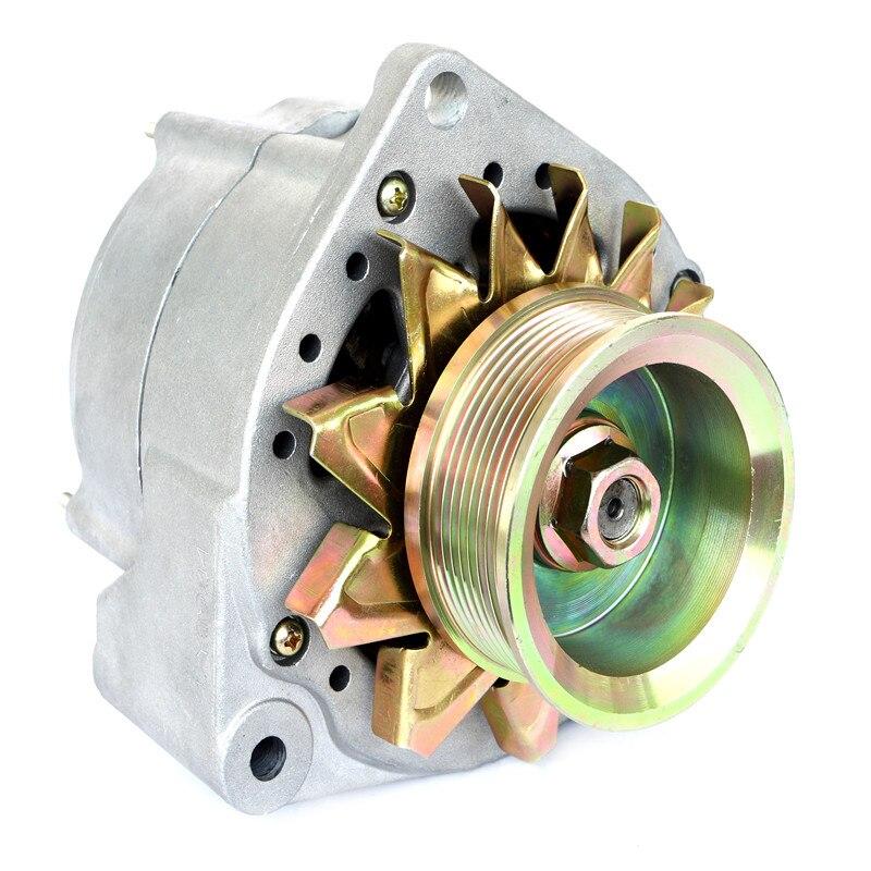 Gran oferta alternador 24V 80A 0120468143 CA15051 JFZ2801 generador para motor MERCEDES ASIASTAR BUS engine