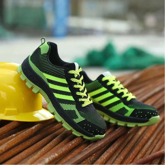 c9ddfe3be5675 Indestructible Shoes Safety Air Permeable Smash Proof Puncture Proof  Protective Footwear Shoes Indestructible Shoes Footwear