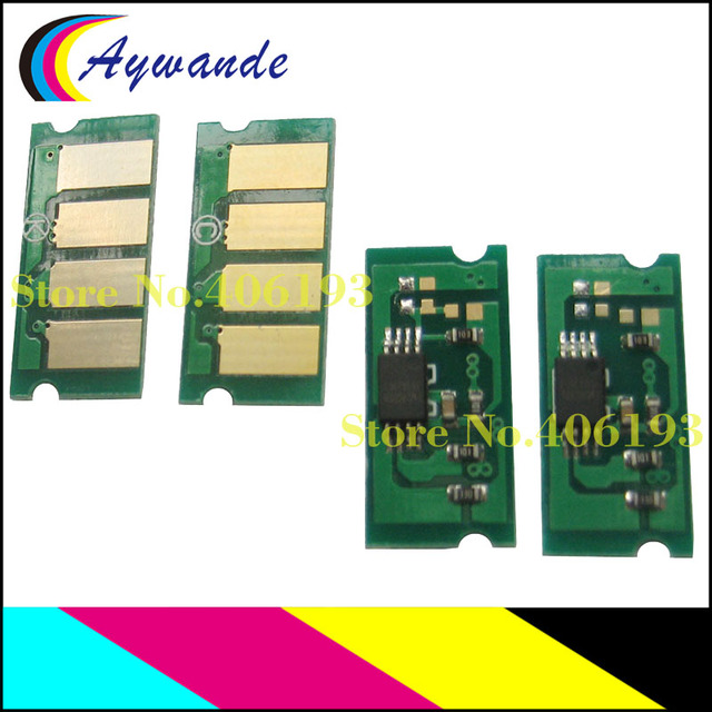 4x SPC260 SPC261 Circuito Integrato Della Cartuccia di Toner per Ricoh SP C260 SP C261 C260DNW C261SF C 260DNW 261SF DNW SF SPC260 DNW SPC 261SF