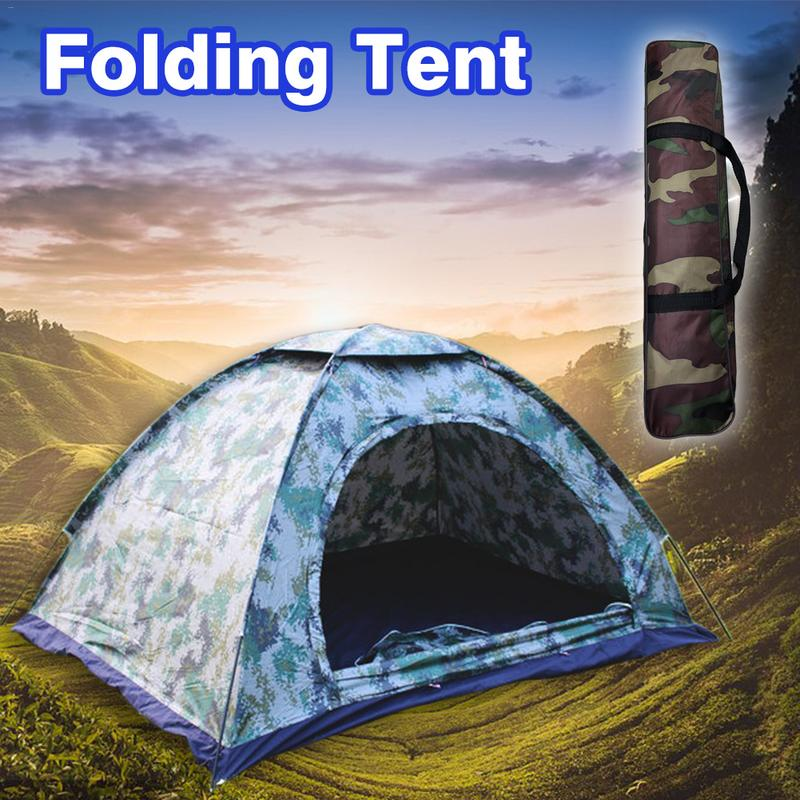 2 Person Ultralight Single Layer Water Resistance Camping Tent with Carry Bag for Hiking Traveling2 Person Ultralight Single Layer Water Resistance Camping Tent with Carry Bag for Hiking Traveling