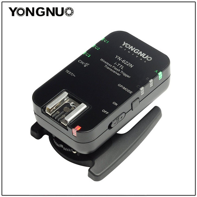 YONGNUO KIT de YN-622C YN622N KIT i-ttl Kit de déclenchement Flash sans fil pour Nikon D7200 YN685 pour Canon 1100D YN-622N YN622C 500D 60D
