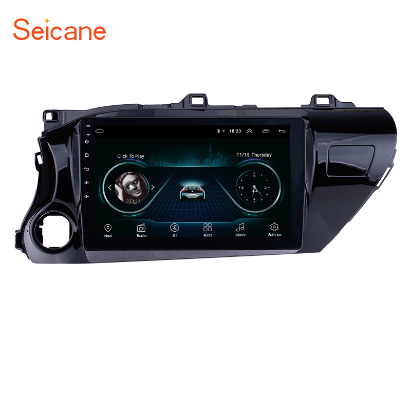 Seicane Car Radio Multimedia 2din android Video Player Navigation GPS For Chevy Chevrolet SPARK 2018 support Rear view Camera Seicane Car Radio Multimedia 2din android Video Player Navigation GPS For Chevy Chevrolet SPARK 2018 support Rear view Camera