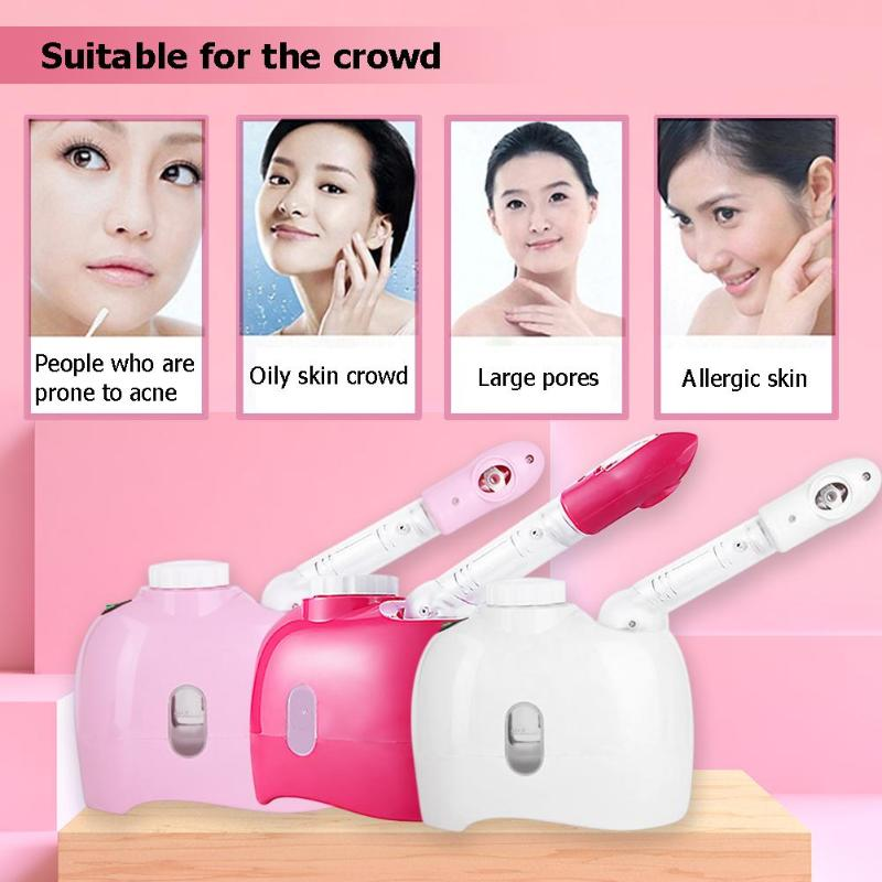 Facial Steamer Mist Sprayer SPA Steaming Machine Beauty Instrument Facial Skin Care Face Cleaning Tools Facial Steamer Mist Sprayer SPA Steaming Machine Beauty Instrument Facial Skin Care Face Cleaning Tools