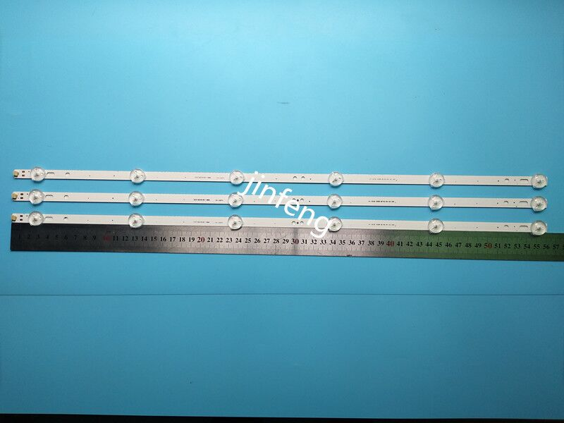 60pcs 6LED 560mm LED backlight strip for SVJ320AG2