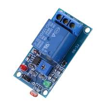 12V Stable LDR Photoresistor Relay Module Controler Light Sensor Switch Photosensitive Resistance Module(China)