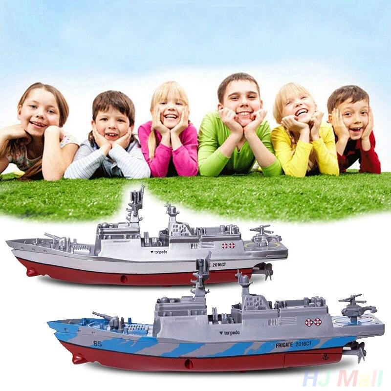 4CH скорость радио дистанционного электрический RC гоночная лодка скоростная лодка детская игрушка