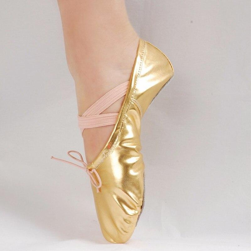 women-girls-pu-leather-font-b-ballet-b-font-dance-shoes-ointe-sequins-gold-silver-r-font-b-ballet-b-font-dancing-shoes-elastic-sport-dance-sneakers-footwear