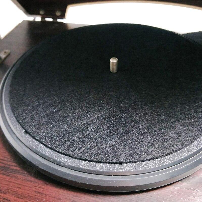 Aufrichtig Leory 1 Stücke Ultra-dünne Wolle Filz Plattenspieler Platter Matte Lp Slip Matte Audiophile 3mm Dicken Slipmat Für Lp Vinyl Rekord Unterhaltungselektronik