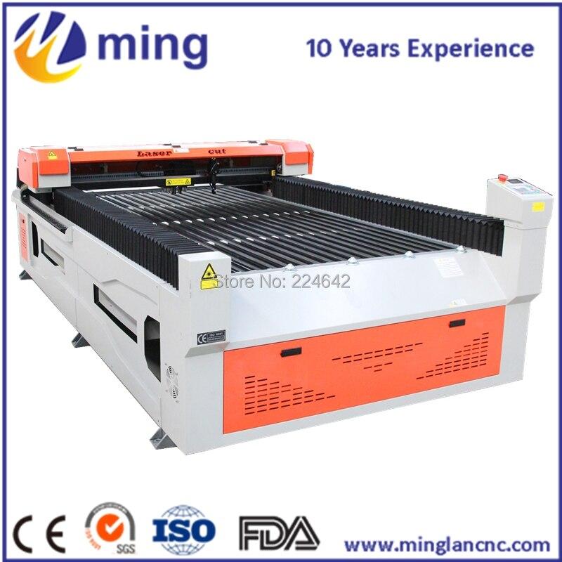 1300mm*2500mm CO2 Laser machine Reci W8(150 180W) laser tube 1325 cnc laser engraving cutting machine