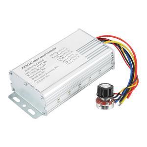 Image 2 - 4000W lineare sotto carico metallo DC Motor Controller DC 12V 60V 70A regolatore di controllo azionamento regolabile PWM regolatore di velocità del motore