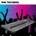 384 dmx контроллер сценическое освещение DMX512 консоль Профессиональный контроллер сценическое Управление освещением