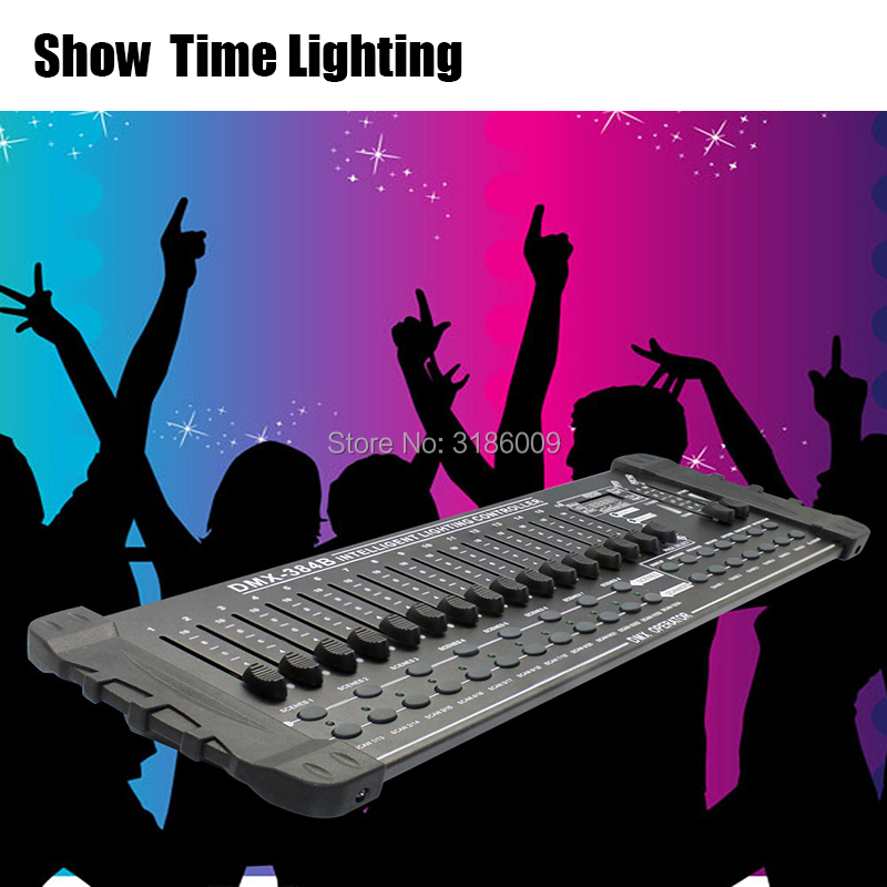 384 dmx Controller Stage Lighting DMX512 Console Professional controller stage lighting control