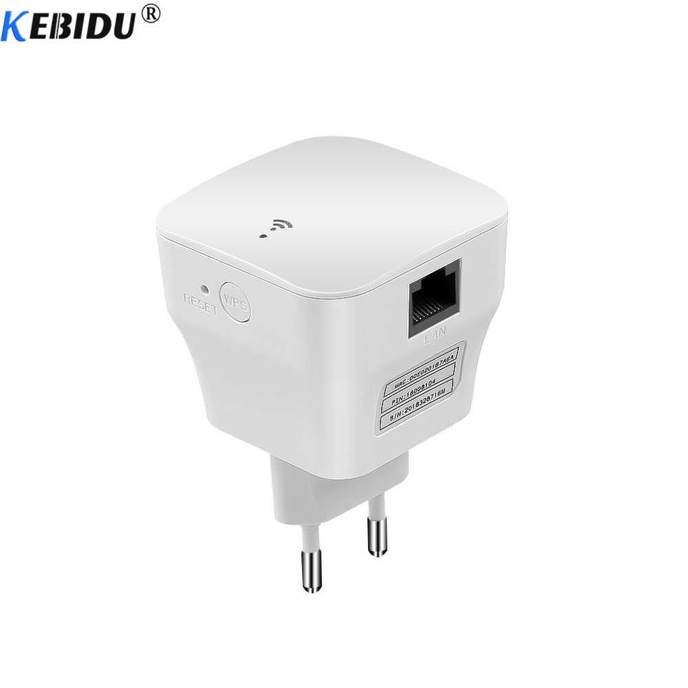 KEBIDU LV-WR12 مكرر موزع إنترنت واي فاي 300mbps 802.11b/g/n إشارة هوائيات التعزيز تمديد مكبر للصوت مكرر المدى المتوسع