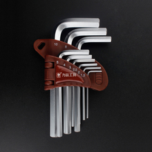 hot deal buy 9pcs cr-v hex key allen wrench ball end chromium vanadium steel hexagonal wrench socket head wrench screwdriver hand tool sets