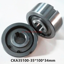 2019 Sale Top Fashion Free Shipping One-way Bearing Ck-a35100 Cka35100 35*100*34 Wedge Type Clutch csk15 sprag free wheels one way clutch needle roller bearing size15 35 11