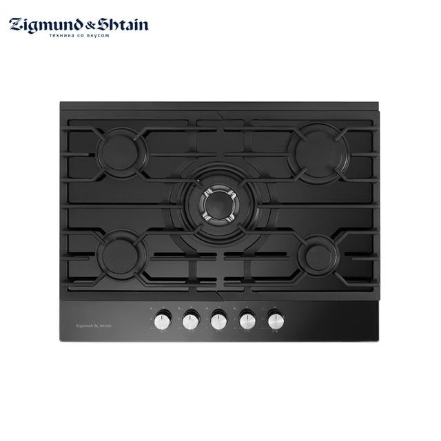 Газовая варочная поверхность Zigmund & Shtain MN 135.71 B