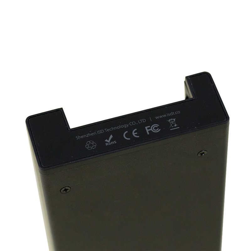 ISDT N16 36 W 1.5A 16 فتحات LCD AA/AAA شاحن البطارية السريع ل LiIon LiHv الحياة نيمه البلى nizn RC نماذج إكسسوارات قطع غيار
