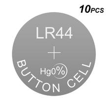 Kiềm Tế Bào Nút Pin LR44 1.5V Đồng Xu AG13 Equivalences 76A G13 G13A D76A PX76A A76 GPA76 1166A RW82 4276 v13GA L1154 A613