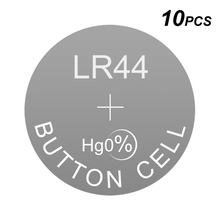 כפתור אלקליין LR44 1.5V מטבע AG13 Equivalences 76A G13 G13A D76A PX76A A76 GPA76 1166A RW82 4276 v13GA L1154 A613