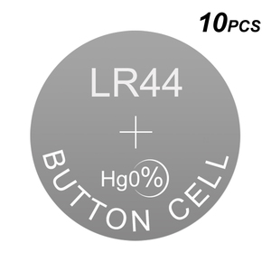 Image 1 - כפתור אלקליין LR44 1.5V מטבע AG13 Equivalences 76A G13 G13A D76A PX76A A76 GPA76 1166A RW82 4276 v13GA L1154 A613